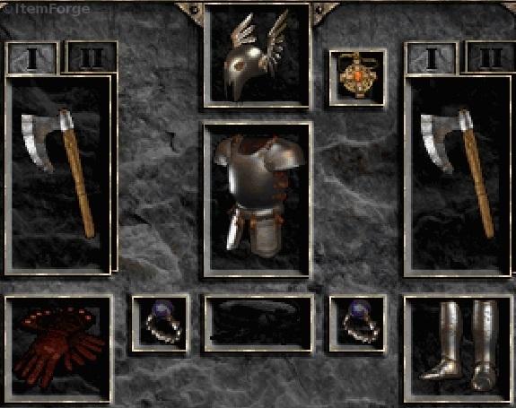 Diablo  Fcr Ring
