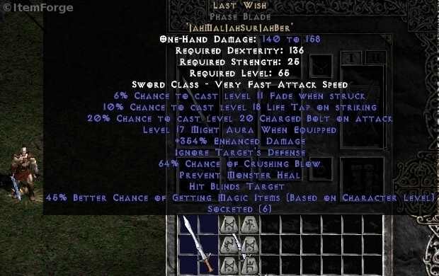 Diablo 2 hardcore access