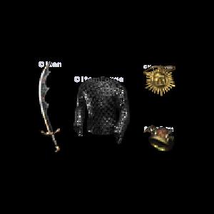 Diablo 2 Angelic Raiment look (icon)