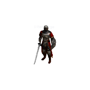 Diablo 2 Merc A3 Cold look (aura)