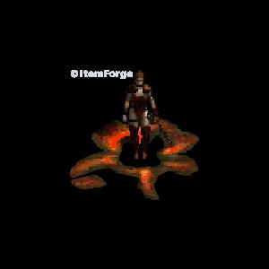 Diablo 2 Merc A1 Faith look (aura)