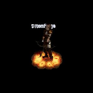 Diablo 2 Merc A1 Harmony look (aura)