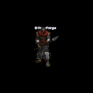 Diablo 2 Merc A2 Reaper look (aura)