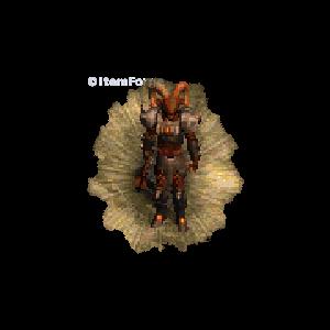 Diablo 2 Aldur's Watchtower look (aura)