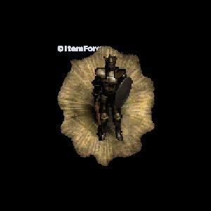 Diablo 2 Griswold's Legacy look (aura)
