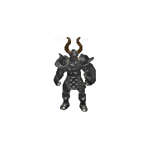 Diablo 2 Sigon's Complete Steel look (aura)