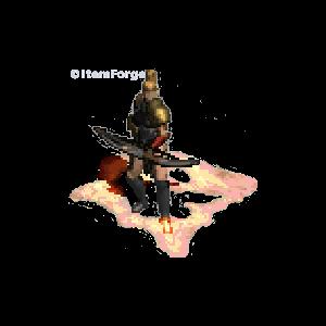 Diablo 2 Bowazon (Faith) look (gear)