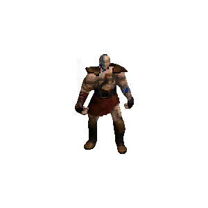 Diablo 2 Economic Melee look (gear)