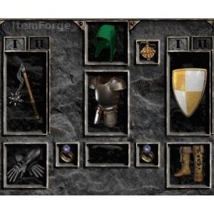 Diablo 2 Generic Caster look (gear)