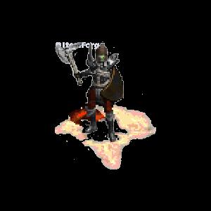 Diablo 2 Necro Summoner look (gear)