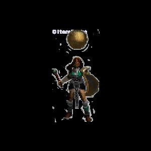 Diablo 2 Sorc Light (ES) look (gear)
