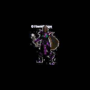 Diablo 2 Sorc MF look (gear)