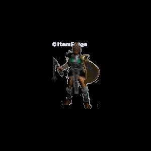 Diablo 2 Sorc Light look (gear)
