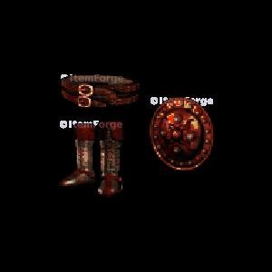 Diablo 2 Hsarus' Defense look (icon)